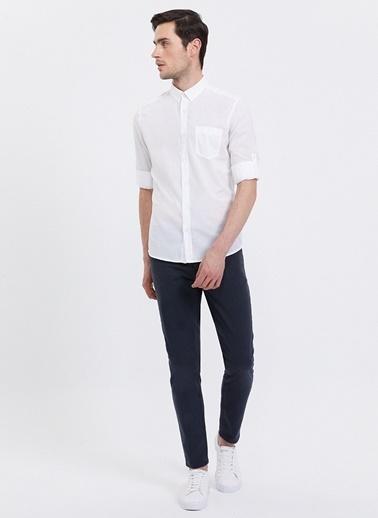 Loft Gömlek Beyaz